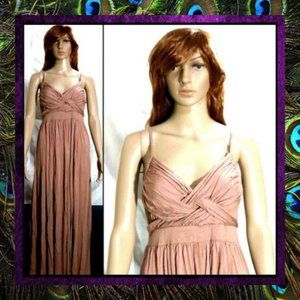 Dusty Rose Bandage Gown by New York & Co.